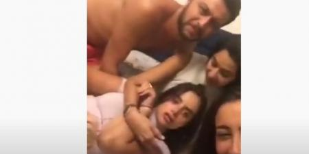 """مصر.. نشر فيديو فاضح لابنة نهى العمروسي المتهمة في قضية اغتصاب فتاة """"فيرمونت"""""""